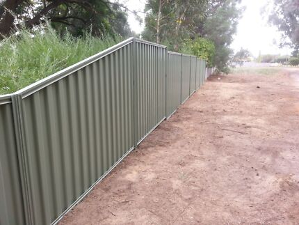 GENUINE Colorbond fencing from $66/m supplied and installed Armadale Armadale Area Preview