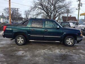 2006 Chevrolet Avalanche ~ SAFETIED