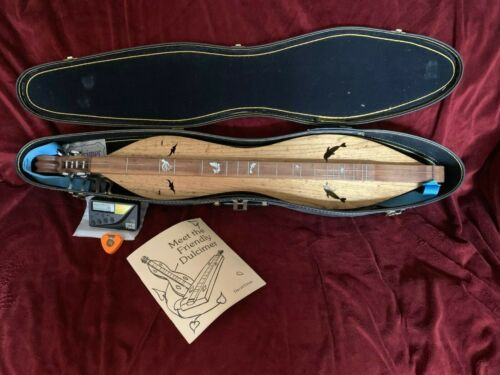 Diamond Designs Hourglass Dulcimer by Richard & Denise Wilson