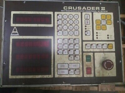 Anilam Crusader 2 Cnc 3 Axis Boardsmotorsdisplaycardsdiagramsparts