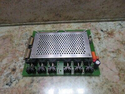 Traub-sachnummer Euchner Circuit Board Bs 061401 220 400 Ls 061401 Tnd 200