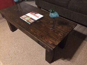 New built coffee table