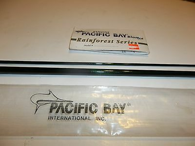 Pacific Bay Rainforest Fly Blank 9' 7wt 2pc IM6 Graphite