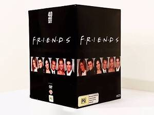 Friends DVD Complete Series - 40 Disc - Used once Ashburton Boroondara Area Preview