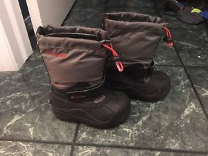Columbia Boots - toddler size 9