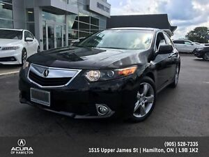 2013 Acura TSX Technology Package Navigation!! One Owner!