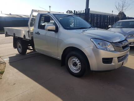 2015 Isuzu D-Max Tray Ute TURBO DIESEL Williamstown North Hobsons Bay Area Preview