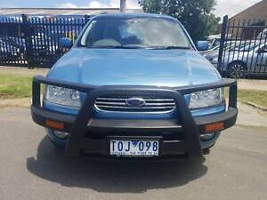 2005 Ford Territory SUV West Footscray Maribyrnong Area Preview