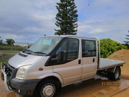 2007 Ford Transit Dual Cab Quindalup Busselton Area Preview