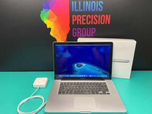 Apple MacBook Pro 15 inch Laptop * QUAD CORE i7 * 16GB RAM * OS2019 * 1TB SSD!!!