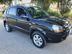 2009 HYUNDAI TUCSON DRIVE AWAY WITH REGO & RWC Mount Louisa Townsville City Preview