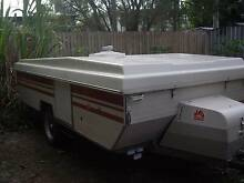 Fold Away Caravan Clontarf Redcliffe Area Preview