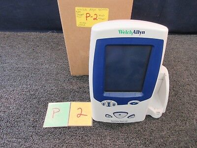 Welch Allyn Spot Vital Signs Lxi Monitor 45 45ne0 Medical Surplus Needs Charger