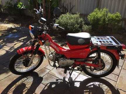 Postie Bike Two Wells Mallala Area Preview