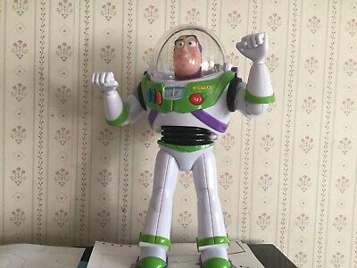 Disney Pixar Toy Story 4 Buzz Lightyear Talking Action Figure Barely Used