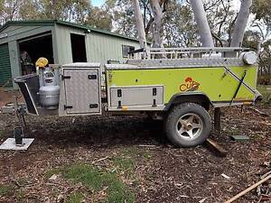 Cub Off road camper in good condition Bungendore Queanbeyan Area Preview