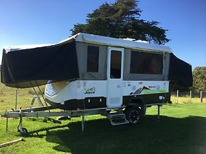 2014 Jayco Swan Outback Southend Wattle Range Area Preview