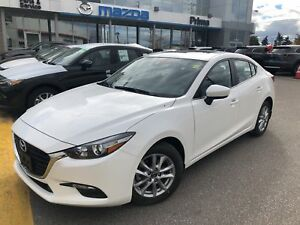 2018 Mazda Mazda3 GS-SKY, SUNROOF, NAVI, FLOOR LINERS