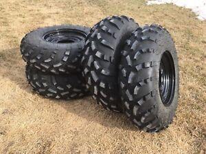 Polaris Sportsman Wheels and Tires