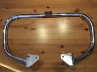 Harley-Davidson Dyna crash bar