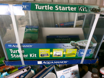 Wanted: New turtle tank