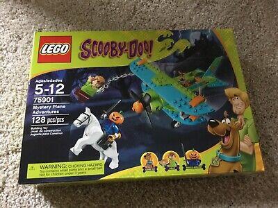 lego 75901 Scooby Doo Mystery Plane Adventures