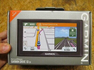 "Garmin - Drive 61 EX 6"" Screen GPS Navigator     (lot 14492)"