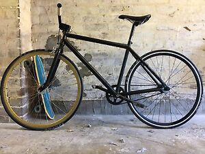 fixed gear bicycle with flip hub Bondi Beach Eastern Suburbs Preview