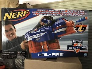 My first choice for battery operated Nerf guns ...