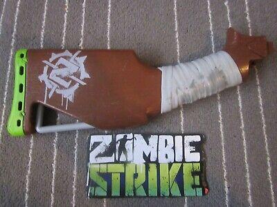 Mod part off a Nerf Gun Zombie Strike Slingfire Rifle Blaster End Stock butt