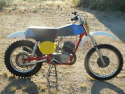 '74.5 CZ 380 400 MID YEAR GP South Bay? Vintage MX MotoCross CORE Rebuilder