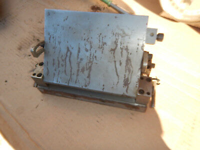 Some Sort Of Jig For Grinding Corrugated Molding Knives Molder Grinder Fixture