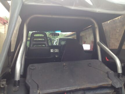 Suzuki Sierra alloy roll bar Waterford West Logan Area Preview