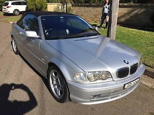 "2001 BMW 330Ci  Convertible ""The Silver Bullet""! Auto. Davidson Warringah Area Preview"
