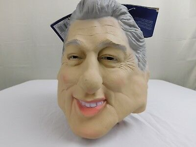 Politically Incorrect Bill Clinton Mask Vinyl Halloween Costume Accessory #7502](Bill Clinton Halloween Costume)