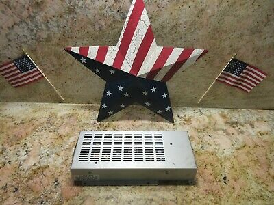 Deltron Power Pack Supply 11589xa 225w Max Warranty Tree J 425 Cnc Vertical Mill