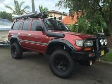 Toyota Land Cruiser 80 series Ashfield Ashfield Area Preview