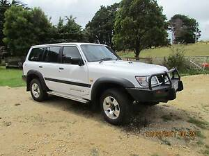 1999 Nissan Patrol Wagon Wynyard Waratah Area Preview