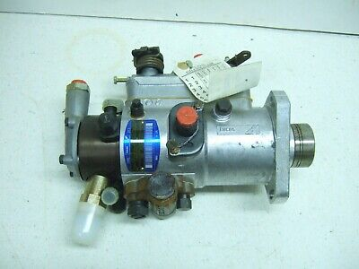 Ford 4630 Fuel Injection Pump With Electric Shutoff-d201-new Lucas Dpa3239f272x