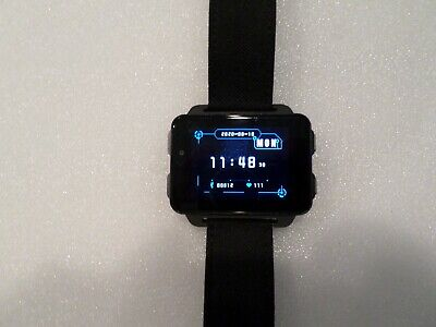 """LEMFO LEM4 Pro 2.2"""" IPS Android Smart Watch Phone Android 5.1"""