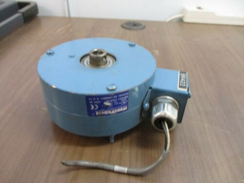 Magpowr Global Magnetic Particle Brake GBA90 90VDC 0.14A Used
