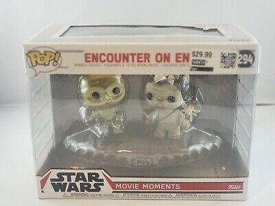 Funko Pop Movie Moments Star Wars™: Encounter on Endor Bobble-Heads #37593
