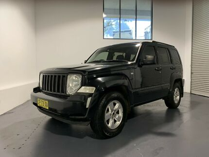 2010 Jeep Cherokee  KK Sport Automatic 4X4 - Low Kilometres! Hornsby Hornsby Area Preview