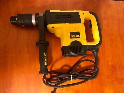 Dewalt Rotary Hammer Drill Corded D25553 1 916 Sds 12 Amp