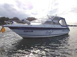 Whittley Cruisemaster 2300 - great weekend boat. Lemon Tree Passage Port Stephens Area Preview