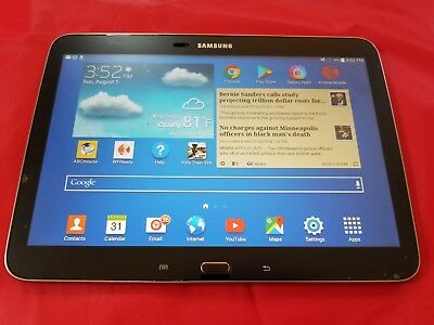 Samsung Tab 3 10.1 Tablet GT-P5210GNYXAR (Brown)
