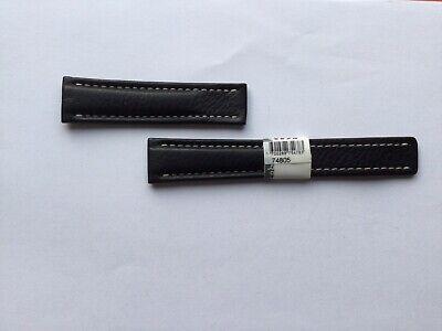 ATANOFF Bracelet de Montre 20MM Veau Cordoba NEUF