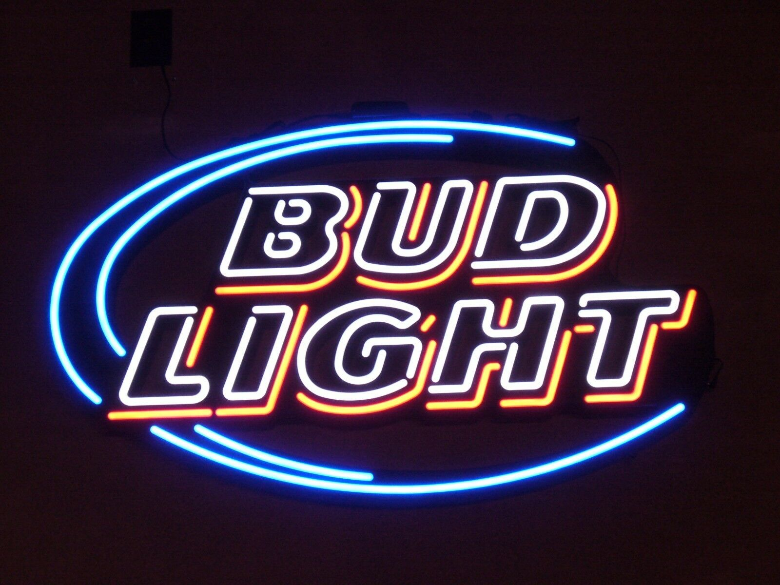 "New Bud Light Budweiser Beer Neon Sign 17""x14"""