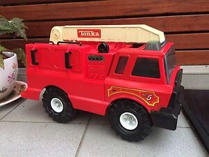 Large Tonka fire truck only $15 bargain Narre Warren South Casey Area Preview