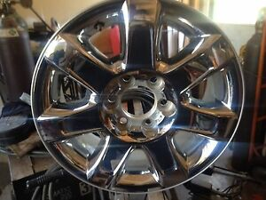 Ford pick up rim